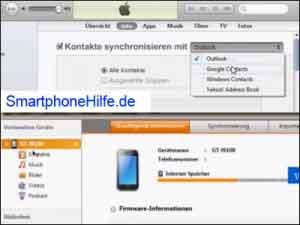 Smartphone / iPhone Backup erstellen | Daten / Kontakte sichern!