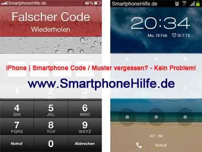 code-vergessen-iphone-smartphone