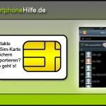 kontakte-sim-karte