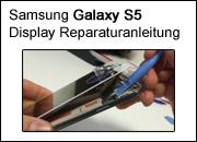 Galaxy S5 Reparaturanleitung