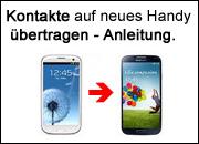 Kontakte auf neues Handy übertragen / umziehen – Exportieren & Importieren – Android