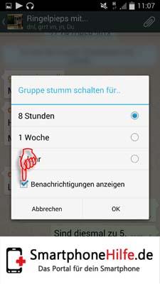 whatsappgruppen-benachrichtigung